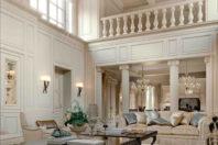 LIVING ROOM | San Pietroburgo