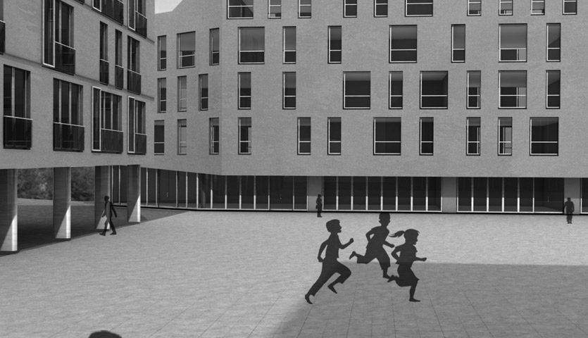 Social Housing | Gaggiano