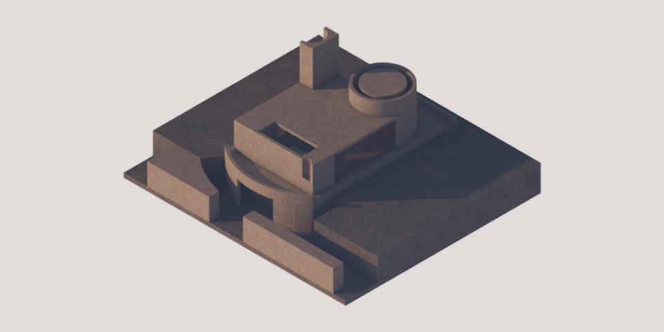 CEMETERY CHAPEL | Siano Design Competition